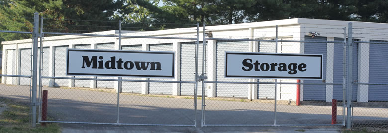 About Midtown Storage